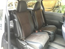 2014 TOYOTA ESTIMA 2.4 Aeras Premium Edition 7 Half Leather Seat 2 Power Door Auto Seat Body Kit Xenon Light