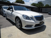 2012 MERCEDES-BENZ E-CLASS E250 AMG 4DRS 2.0T 7G JAPAN SPEC