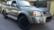 2008 NISSAN FRONTIER 2.5 Manual FACELIFT UNREG