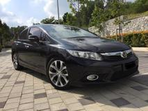 2013 HONDA CIVIC 2.0 i-Vtec Direct Owner
