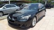 2007 BMW 5 SERIES 525I M-SPORTS
