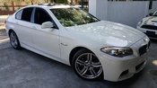 2012 BMW 5 SERIES 528i MSPORT SUNROOF UNREG