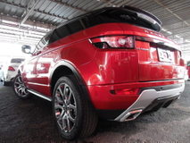 2013 LAND ROVER RANGE ROVER Evoque 2.0 Si4 Dynamic  COUPE  3Door PANORAMIC JAPAN