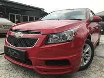 2009 CHEVROLET CRUZE CHEVROLET CRUZE 1.8 (A) PEARL RED TIPTOP COND