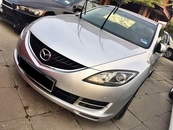 2008 MAZDA 6 2.0 (A) High Spec, Tip-Top Condition