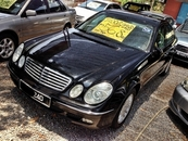 2002 MERCEDES-BENZ E-CLASS E240 AVANTGARDE LIMITED
