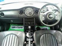 2006 MINI Cooper 1.6 (A) CBU PADDLE SHIFT LSEAT