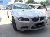 2008 BMW M3 M3 COUPE