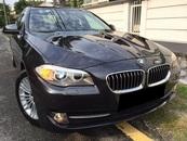 2011 BMW 5 SERIES 520D STANDARD