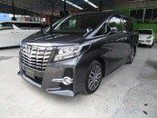 2015 TOYOTA ALPHARD 2.5 SC NEW MODEL