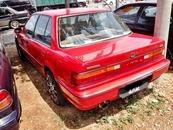 1991 HONDA CIVIC EX 1.6 (M)