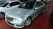 2011 MERCEDES-BENZ E-CLASS E250 CGI BLUE EFFICIENCY