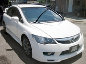 2011 HONDA CIVIC 2.0S