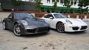 2013 PORSCHE 911 4S 911 CARRERA 3.8 AUTO UNREG