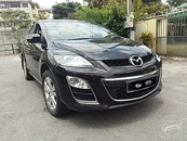 2010 MAZDA CX-7 2.3 Turbo Sunroof Camera Electric Nappa Leather