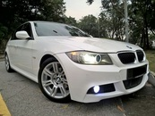 2009 BMW 3 SERIES 320i 2.0(A) M-sport Facelift-CKD