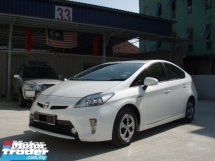 2013 TOYOTA PRIUS 1.8 (A)Luxury Spec with Full Service record