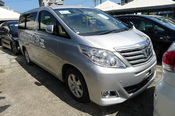 2013 TOYOTA ALPHARD (A) 1.8 x NFL 2 POWER DOOR UNREG
