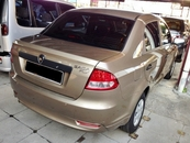 2015 PROTON SAGA FLX MT EXECUTIVE