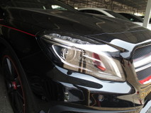 2015 MERCEDES-BENZ GLA GLA45 AMG EDITION1 2.0