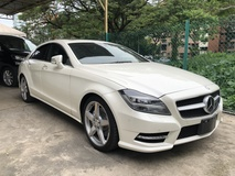 2013 MERCEDES-BENZ CLS-CLASS CLS 350 AMG Sport 7GTronic Fully Loaded Lift Push Start Button Sun Roof Memory Seat Reverse Camera
