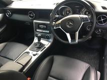 2014 MERCEDES-BENZ SLK SLK200 AMG Sport 7G Panoramic Roof