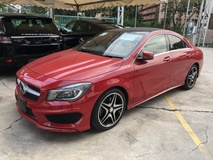 2015 MERCEDES-BENZ CLA 250 CGi AMG Sport PRoof Harman Kardon