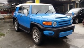 2011 TOYOTA FJ CRUISER 4.0 (A) Tommy Kaira Color Package Unreg