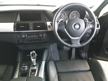 2014 BMW X6 xDrive 30d 3.0 Turbocharged 8Speed Transmission 5 Seat Sun Roof Automatic Power Boot Memory Power Bucket Seat Multi Function Paddle Shift Steering Bluetooth Connectivity Xenon Light Dual Climate Control Auto Cruise Control 1 Year Warranty Unreg