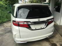 2013 HONDA ODYSSEY RC2 2.4 Absolute Edition iVTEC Earth Dream Direct Injection 7Speed Adaptive Intelligent Bi LED Lighting System 7 Seat 2 Power Door Power Seat Multi Function Paddle Shift Steering Push Start Button Dual Zone Climate Control Auto Cruise 1 Year Warranty