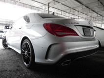 2013 MERCEDES-BENZ CLA 250 AMG SPORT EDITION 1 JAPAN SPEC