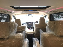 2016 TOYOTA VELLFIRE 3.5 VL Modelista Edition Fully Loaded PreCrash Radar  4 Surround Camera JBL Home Theater Surround System Moon Roof Sun Roof Pilot Memory Leather Seat Automatic Power Boot 2 Power Door Adaptive Intelligent Bi LED Drive Hold Bluetooth Connectivity