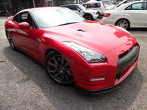 2013 NISSAN GT-R 35 3.8 V6   FACELIFT JAPAN BLACK EDITION