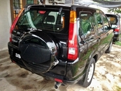 2004 HONDA CRV 2.0 (A) VTEC