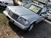 1995 MERCEDES-BENZ E-CLASS E280 (A) Tip-Top