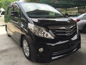2011 TOYOTA ALPHARD 240S PRIME SELECTION II