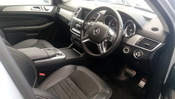 2012 MERCEDES-BENZ M-CLASS ML 250D AMG SPEC PBB UNREG