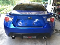2013 SUBARU BRZ 2.0 NA Boxer D4S 200hp 6 Speed LSD VSC Sport Mode Smart Entry Push Start Button Paddle Shift