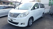 2013 TOYOTA ALPHARD X NFL 2 POWER DOOR