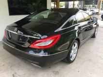 2013 MERCEDES-BENZ CLS-CLASS CLS 250 2.2 Bi Turbo 7GTronic BlueTech Paddle Shift Xenon LED Power Seats Multi Function  Steering Bluetooth Connectivity Zone Climate Control Auto Cruise 1 Year Warranty Unreg