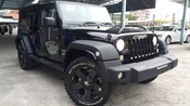 2013 JEEP WRANGLER Jeep Wrangler 3.6 V6 ULTIMATE PETROL UNREG Read