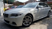 2012 BMW 5 SERIES BMW 528i 2.0 MSPORT TWINTRUBO UNREG