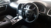 2011 AUDI Q7  S Line TFSI Quattro 8G MMI2 BOSE Japan Unreg(Genuine Year Make)