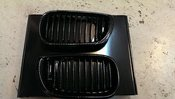 BMW MATT BLACK FRONT GRILL Other Accesories