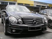MERCEDES W211 AMG BODYKITS Exterior & Body Parts > Car body kits