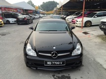 2005 MERCEDES-BENZ CLS-CLASS CLS350 AMG SPORTS EDITION