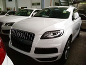 2011 AUDI Q7 TFSI S-Line Unregistered