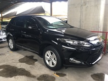 2014 TOYOTA HARRIER 2.0 Valvematic 4 Surround Camera Automatic Power Boot Auto Power Seat Intelligent LED Light