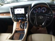 2017 TOYOTA VELLFIRE 3.5 V6 Executive Lounge (NO SST)