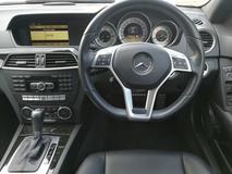 2012 MERCEDES-BENZ C-CLASS C200 AMG Unreg